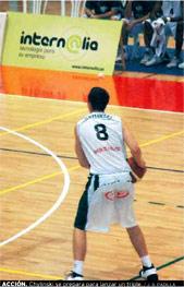 Internalia patrocinador del Club de Baloncesto Clínicas Rincón
