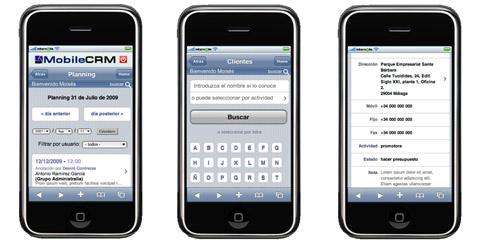 Mobile CRM también en Android
