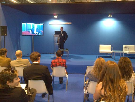 presentación Internalia Group en el foro Madrid Tecnología